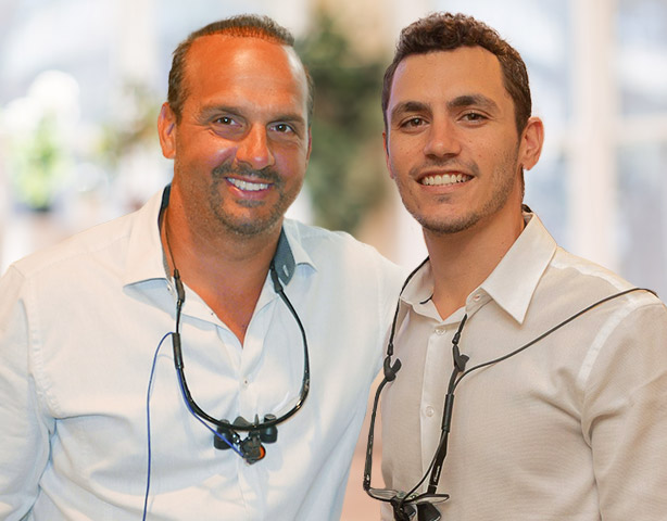 Hammonton dentists Dr. Crescenzo and Dr. Montalbano